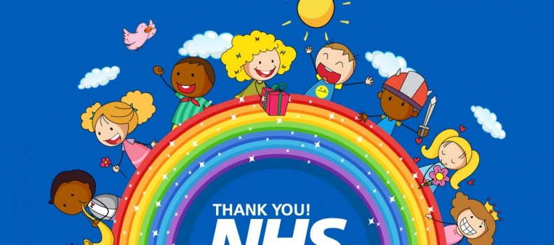 NHS Day 🌈🌈🌈🌈🌈