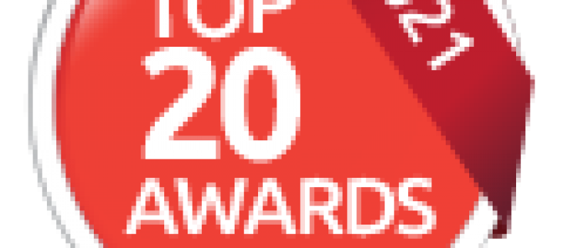 Top 20 Recommended Nursery 2021 Award