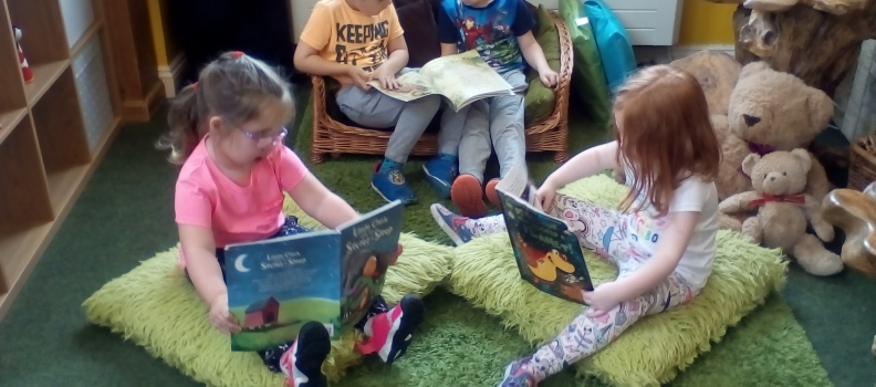 Busy Bees Book Library