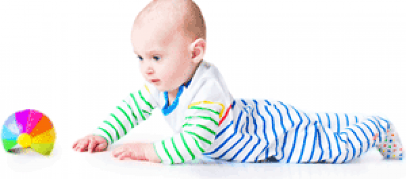 The Benefits of Tummy Time