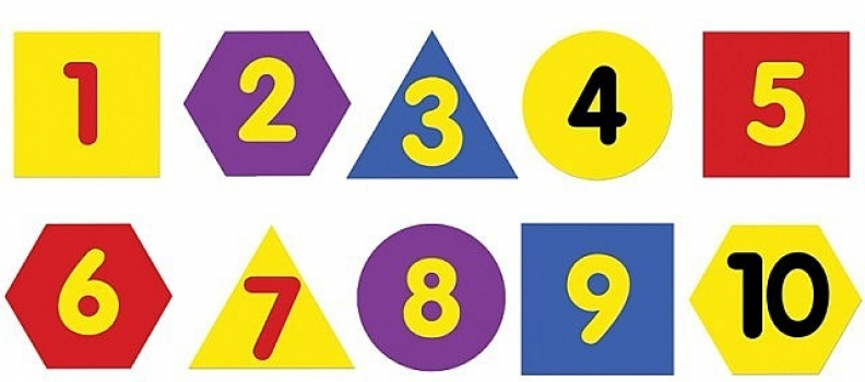Numbers & Shapes