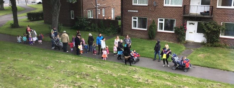 The Big Toddle 2019